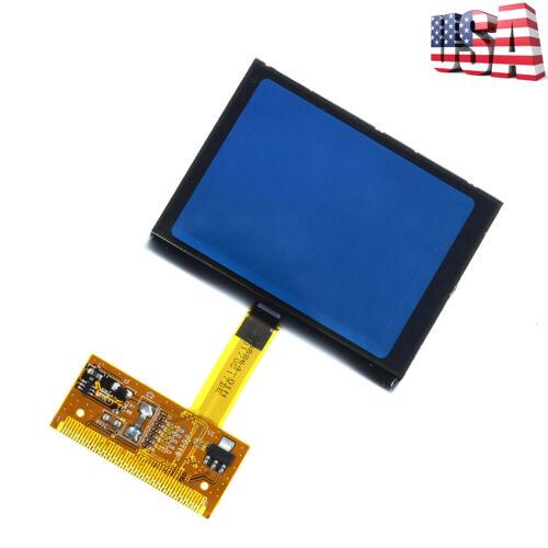 Speedometer LCD Display Screen for AUDI S3 8L TT 8N A6 C5 4B Series Bosch Jaeger