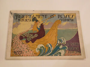 Tournament-of-Roses-Pasadena-California-1922-Star-News-booklet