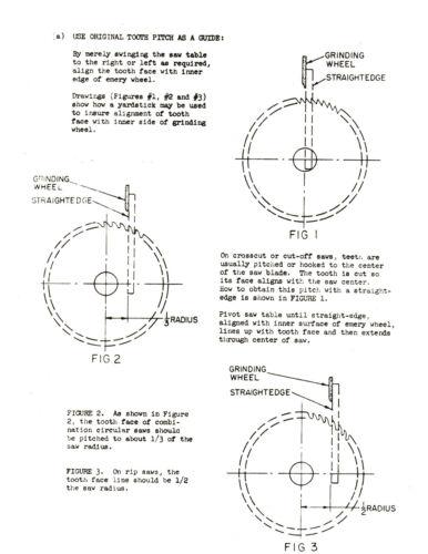 Foley Belsaw Model 314 Grinder Operator /& Parts Manual *1190