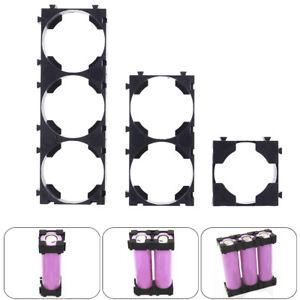 10Pc-26650-battery-spacer-frame-radiating-holder-plastic-bracket-for-DIY-pacPTH