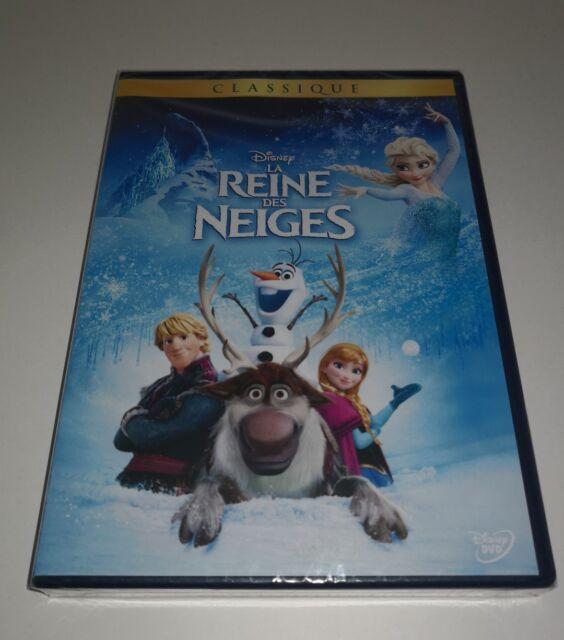 DVD Disney la reine des neiges n°109 neuf scellé