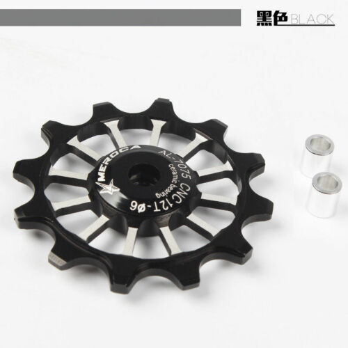 12T Ceramic Bearing for 8 9 10 11 Speed MTB Road Bike Rear Derailleurs Pulley