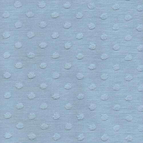 coton Fossette minkee jersey extensible tissu tricoté couleurs pastel OKEO TEX