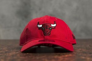 NEW ERA 920 WASHED TEAM CAP CHICAGO BULLS CAP ORIGINAL ADJUSTABLE ... 65f28c8441bb