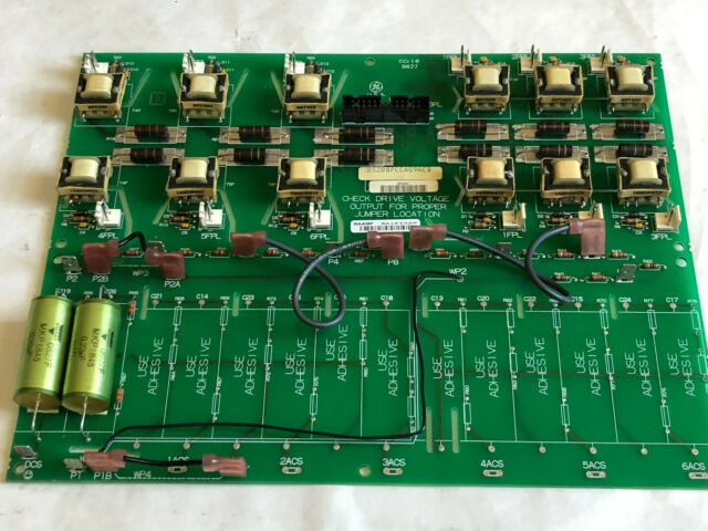 GE GENERAL ELECTRIC POWER CONNECT CIRCUIT BOARD CARD DS200PCCAG7ACB