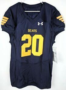 best service ae786 0d636 Under Armour Football Game Shirt Mens Large Cal Berkeley ...
