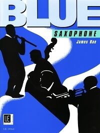 Contemporary Blue Saxophone Rae Eb/bb Saxophone & Piano*