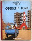 Tintin Objectif Lune EO B8 1953 Hergé