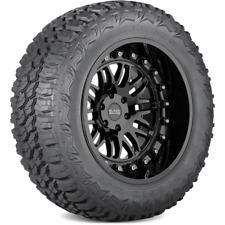 4 New Americus Rugged Mt Mud Terrain Tires Lt28570r17 121 Q 10ply 285 70 R17 Fits 28570r17
