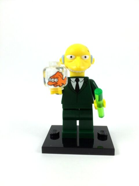 NEW LEGO 71005 MINIFIGURES SERIES S (Simpsons) - Mr. Burns