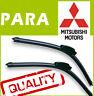2 Escobillas Limpiaparabrisas para MITSUBISHI - AERO Flexibles - Delantera