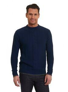 Robert-Graham-Fulton-Chain-Cable-Knit-Crewneck-Sweater