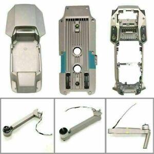 Para DJI Mavic Pro Platinum Drone anverso y reverso Motor Arm Body Shell Reparación Piezas