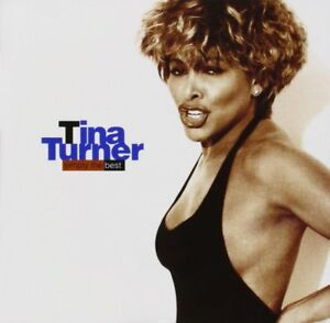 Tina Turner ~ Simply the Best ~ Greatest Hits ~ Best Of ~ NEW CD ( SEALED ) 77779663026