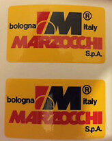 DUCATI MARZOCCHI FRONT FORK OR REAR SHOCK DECALS 2