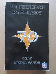 2002-Pittsburgh-Steelers-70th-Season-Media-Guide