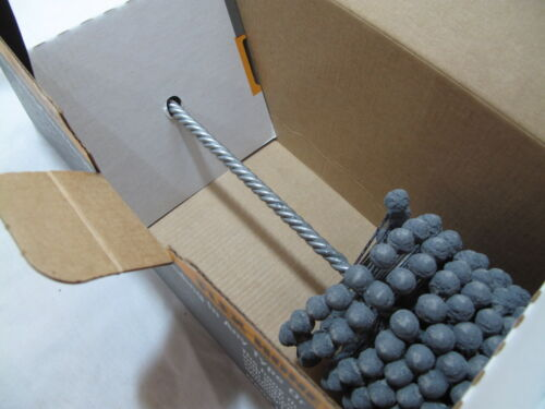 "NEW  3-1//2/"" 320 grit Flexible Cylinder Hone Bore Diameter Ball Engine Flex 1"