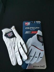 Wilson-Grip-Plus-Golfhandschuh-Men-039-s-left-Gr-ML