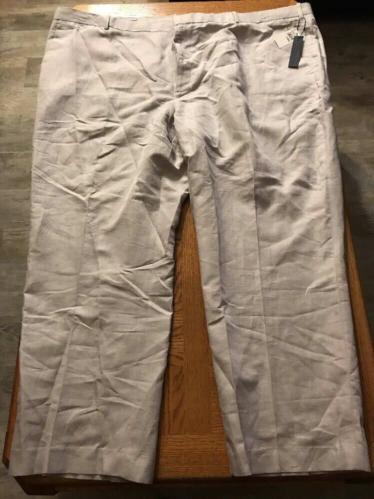 Perry Ellis Mens Pants Size 54x32 0013