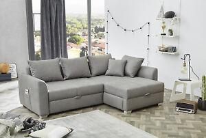 Wohnlandschaft Stoff Sofa Design Polstercouch Boomer L Form