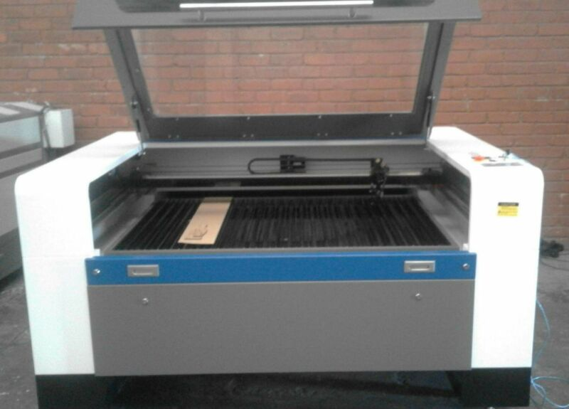 PS 1390 Laser Cutter Masjien 100 Watt