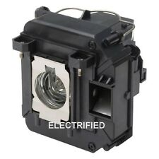 ELPLP60 V13H010L60 LAMP IN HOUSING FOR EPSON PROJECTOR MODEL EB420