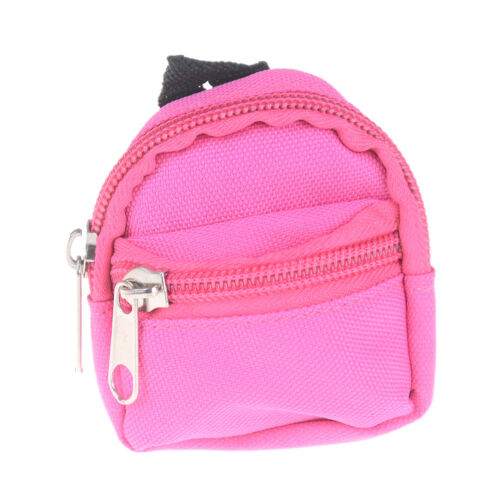 Doll Backpack 1//6 Doll Bag Accessories For Kid Girl Toy GifODUS