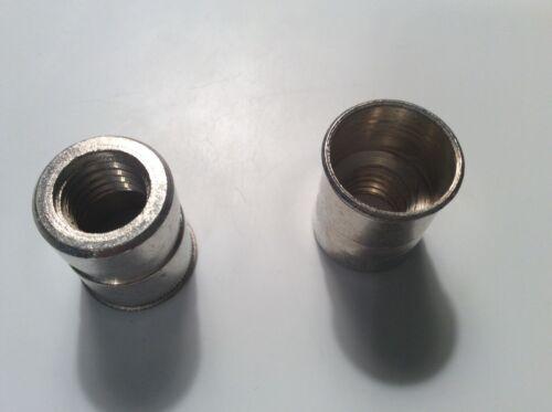 ATS2-813 LOW PROFILE RIVET NUT 1//2-13 10 PC LOT