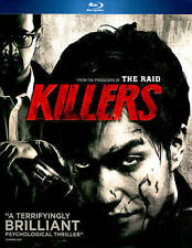 Killers (Blu-ray, 2015, WS)    NEW