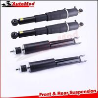 Complete Kit For Gmc Yukon Xl 1500 Z55 Rear Front Air Ride Suspension Shocks