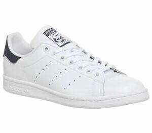 adidas stan smith femme blanc bleu