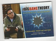 QTY The Big Bang Theory Season 6-7 Johnny Galecki as Leonard Wardrobe #M09