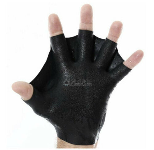 Darkfin Short Webs Power Gloves 100/% Biodegradable And Durable Swimming Gloves