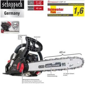 Scheppach-Benzin-Kettensaege-2-PS-Motorsaege-40cm-mit-Oregon-Schwert-CSP41