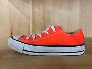 6ebc2ac2a27f Image is loading CONVERSE-CHUCK-TAYLOR-CT-OX-CORAL-FIERY-CORAL-
