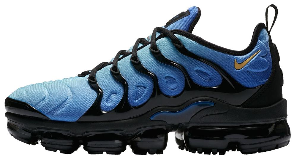 Nike Air VaporMax Plus Photo Blue Noir 924453-008 Authentic All TAILLES  Chaussures de sport pour hommes et femmes