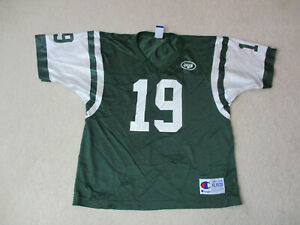 vintage new york jets jersey
