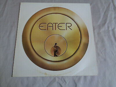 Eater Lock It Up Jeepster The Label 12 Quot Vinyl 45