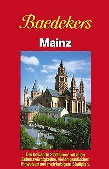 Baedeker Stadtführer, Mainz von Baedeker Redaktion | Buch | Zustand sehr gut