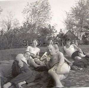 Gay Soldiers Outdoor Fun
