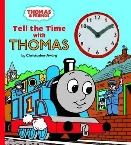 Very-Good-Tell-the-Time-with-Thomas-Thomas-amp-Friends-Unknown-Board-book