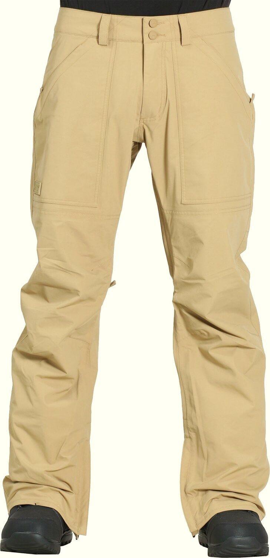 BURTON Men's BALLAST Gore-Tex SNOW Pants - Kelp- Size Large - NWT Last One Left