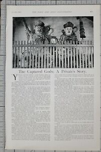 1901-PRINT-CHINESE-CAPTURED-GODS-A-PRIVATES-STORY