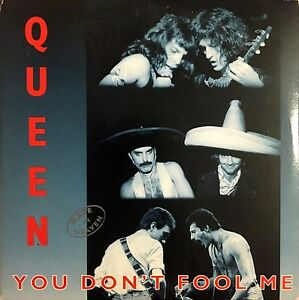 Queen-CD-Single-You-Don-039-t-Fool-Me-Europe-EX-EX