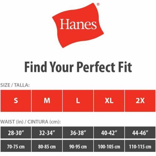 "Hanes® Men/'s ComfortBlend Woven Boxers 4-Pack /"" TAGLESS /"""