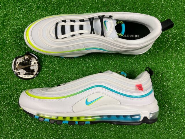 Size 13 - Nike Air Max 97 Worldwide Pack - White 2020 for sale ...