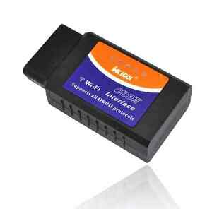 ELM327 WiFi Wireless  OBD2 Car Auto Diagnostic Scanner for iPhone 4S 5