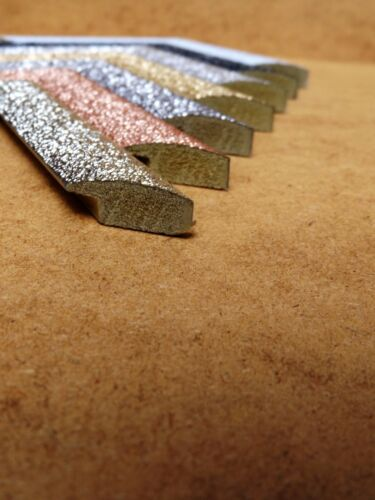 Various sizes Glittery//Sparkly Finish BLACK//SILVER Photo//Picture Frame