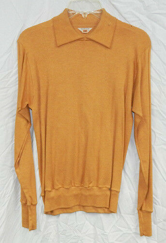 1950's-1960's NOS Hanes Suede Knit Pullover