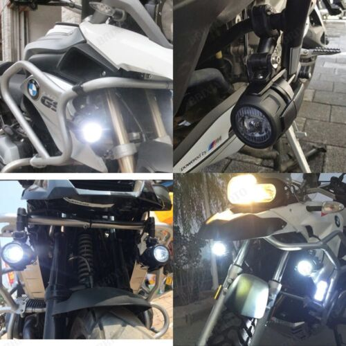 DEL Feux Brouillard interchangeables avec Originals BMW R 1200 GS Adventure 2006-2013